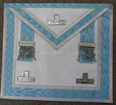 Past Masters Apron 50 years