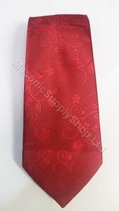 Red Masonic Tie