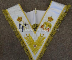 Scottish Rite 33rd Degree Collar