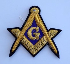 Masonic  Badges Square and Compass