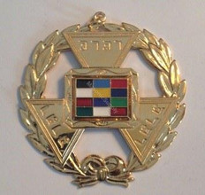 Royal Arch Grand High Priest Collar Jewel