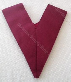 Grand Stewards Collar Crimson