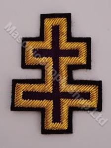 Knight Templar Badges