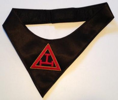 Royal  Arch Cravat  Hand Embroidered