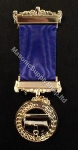 Grand Registrar Breast Jewel   2 bar