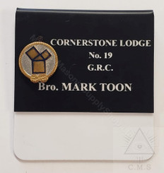 Custom Name Badge   Call for pricing