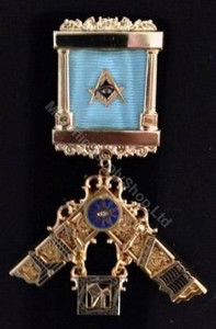 Custom Masonic jewels