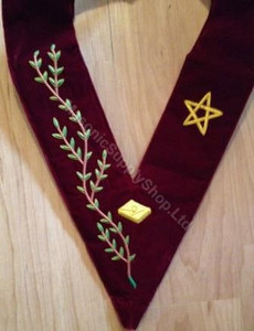 Scottish Rite 14th Degree Collar