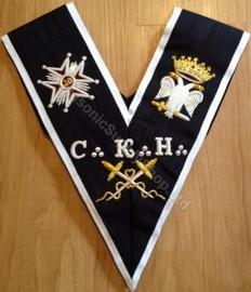 Scottish Rite 30th Degree Collar