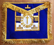 Grand Lodge  Officer Aprons   style F  Very