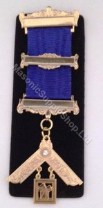Masonic Past Masters jewel