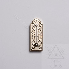 Junior Wardens lapel pin