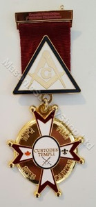 Custom Masonic Jewel