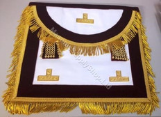 Scottish Style Past Masters Apron