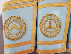 Masonic Officers Cuffs