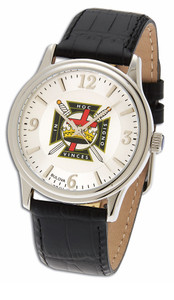 KNIGHTS TEMPLAR MASONIC WATCH -25