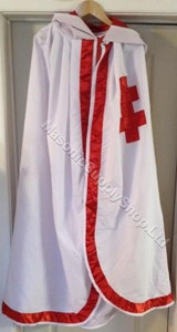 Knight Templar  Mantle       Grand  Provincial Grand Prior