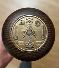 Masonic Walking Stick