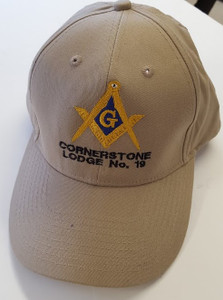 Custom Lodge Baseball Caps