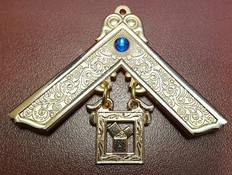 Past Masters Jewel