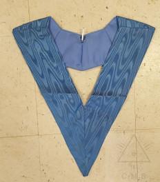 Light Blue Masonic Collar