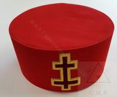 Knight Templar Preceptors Hat