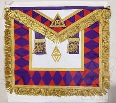 Royal Arch Grand Chapter Apron  NF