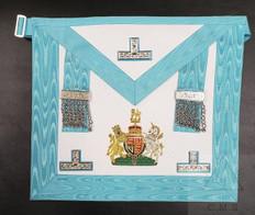 Custom Lodge Past Masters Apron
