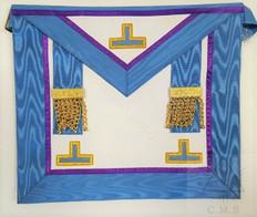 Memphis Misraim  Past Master W.M Apron