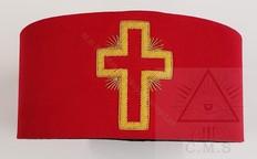 Knight Templar Hat  Kepi