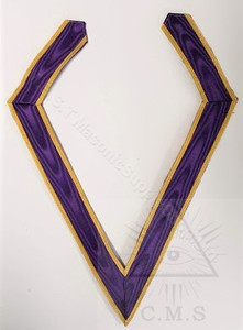 Cryptic Rite Royal Select Masters collar