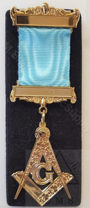 Masonic Long Service Jewel