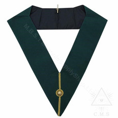 Allied Masonic Degrees  Grand Council  Appointed Collar
