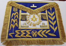 Past District Deputy Grand Master  Dress Apron