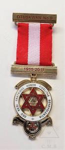 Custom Made Royal Arch Jewel