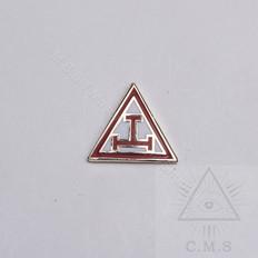 Royal Arch Tau Lapel pin