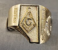 The Alberta Masonic Ring