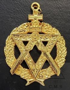 Allied Masonic Degees  Grand Council Collar Jewel