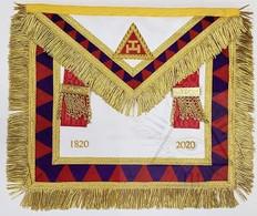 Centennial Royal Arch apron