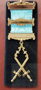 Masonic Long Service Medal