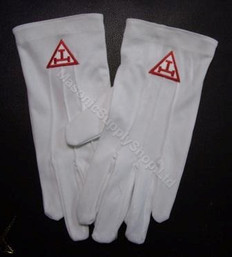 Royal Arch Dress Gloves  10 pack Chapter Special Price !
