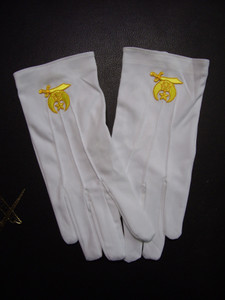 Shrine Dress Gloves  10 pack Shrine Club Special Price
