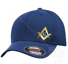 Masonic Base Ball hat