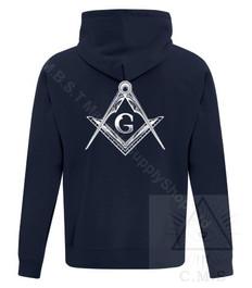 Masonic Hoodie Black