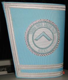Masonic Officer Cuffs  Gauntlets