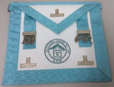 Past Masters apron