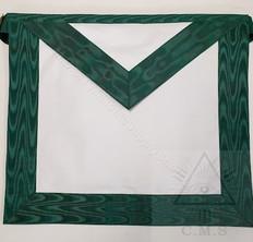 Allied Masonic degrees members apron