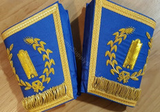 Grand lodge Cuffs,  Gauntlets