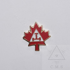 Royal Arch Lapel pin