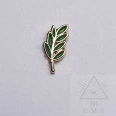Acacia  Lapel  Pin